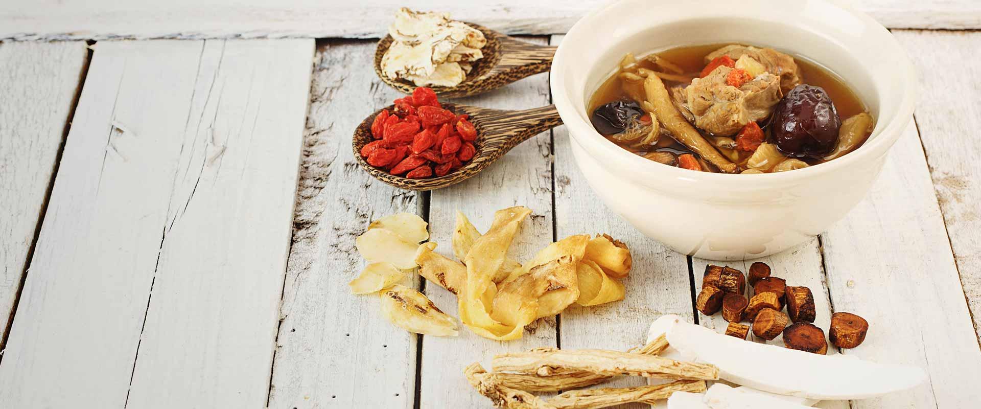 alimentazione e dietetica cinese